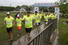 Carrera 5k del barrio La Base8