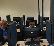 Asistentes a la jornadas de socialización y capacitación IDESC del 2018-04-10