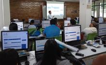 Asistentes a la jornadas de socialización y capacitación IDESC del 2018-08-01