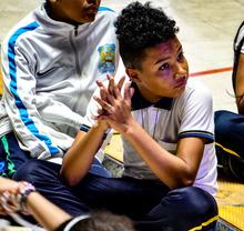 Encuentro de Juventudes Mi Comunidad es Escuela