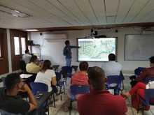 Taller de socialización del Marco Geoestadístico Territorial de Santiago de Cali 2019-03-19