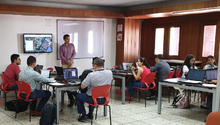 Jornada de socialización y capacitación IDESC 2019-05-16