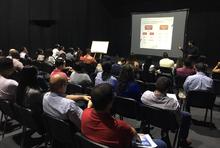 Socialización de los lineamientos del proceso de información estratégica y sensibilización sobre el diagnóstico de la producción de información estadística de la alcaldía de Santiago de Cali 2019-06-21