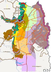 Disponible mapa de Microzonificación Sísmica