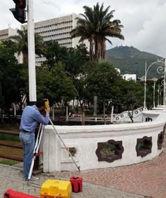Lineamientos para el uso de la Red de Control Geodésico de Santiago de Cali