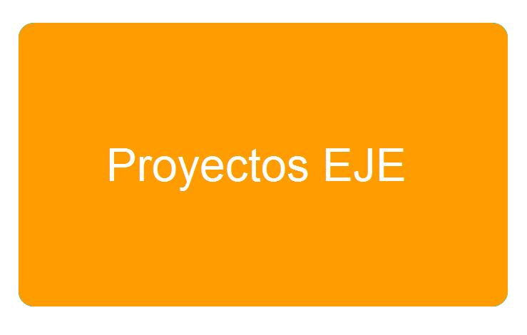 Proyectos Eje