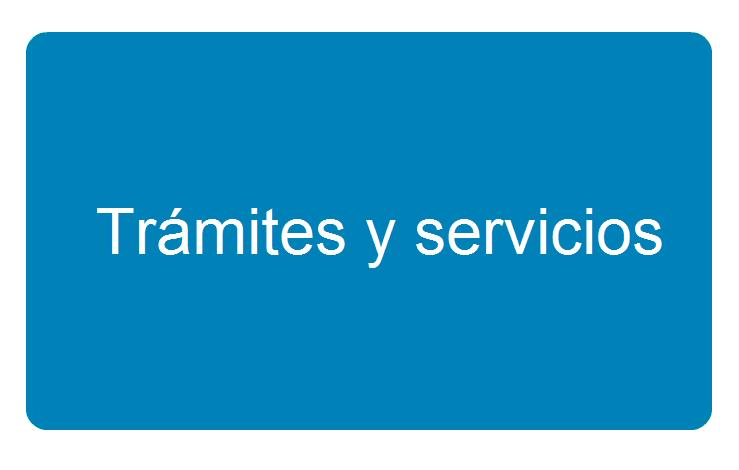 Tramit�s y servicios