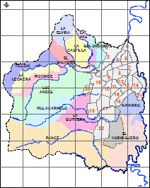 División Político Administrativa Municipal