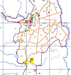 Disponible mapa de Bienes de Interés Cultural - BIC en el Geovisor IDESC