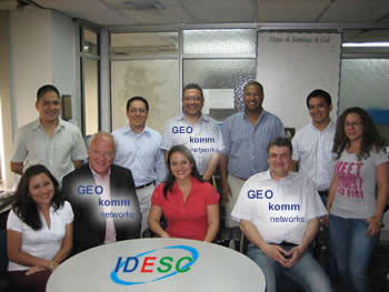 GEOkomm Networks - Grupo IDESC