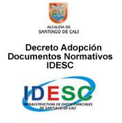 Decreto Adopción Documentos Normativos IDESC