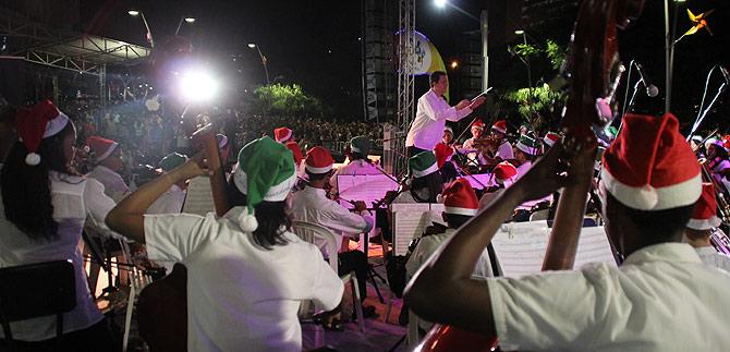 Novena de Navidad por la tolerancia y la igualdad, este domingo en el Parque Artesanal Loma de la Cruz