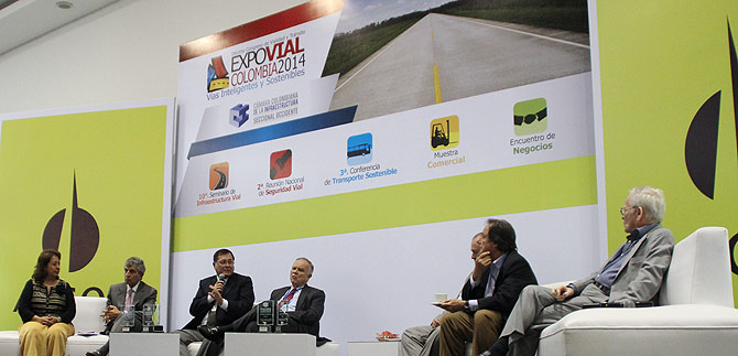 Se inici� Expovial Colombia 2014