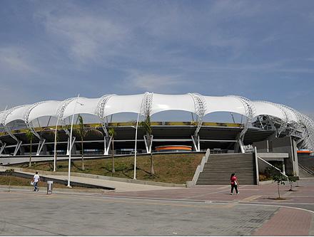 Estadio estará completo antes del 31 de diciembre