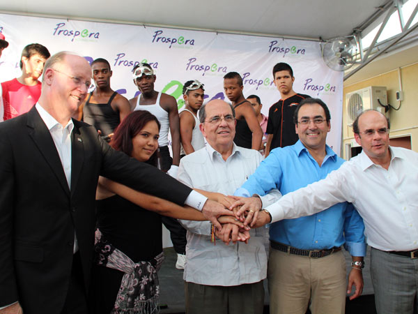 El primer Centro de Desarrollo Empresarial y de Empleabilidad del país abrió sus puertas en Aguablanca