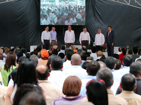 Empresarios reconocen el voto de confianza de la Nación en la ciudad por entregar Emcali