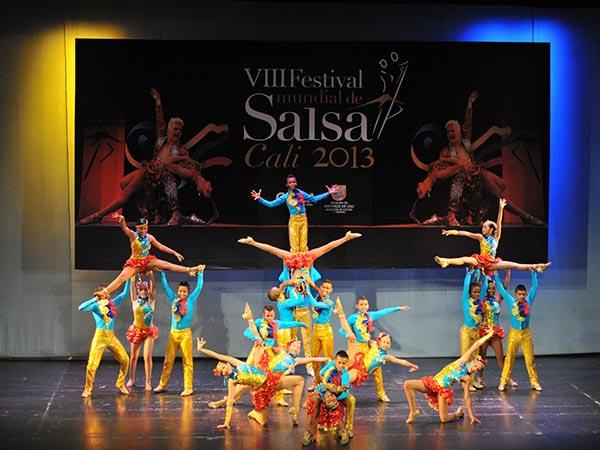 Festival Mundial de Salsa Cali 2013 se inaugurarán durante los Juegos Mundiales