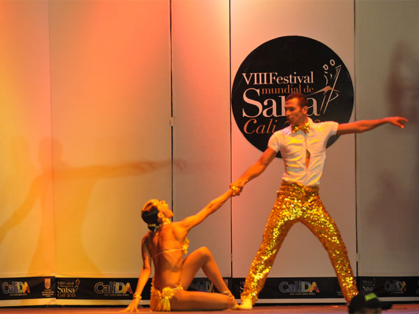 Bailarines consideran el Festival Mundial de la  Salsa como un evento internacional de máximo nivel