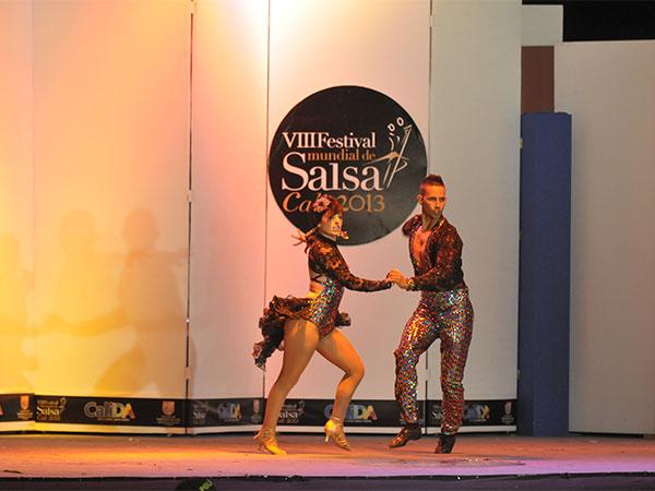 Desarrollo y participación de los expositores en el Exposalsa 2013