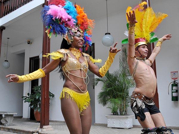 Comunas de Cali, presentes en la 1ª Bienal Internacional de Danza