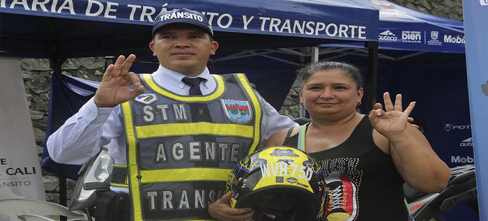 Con jornadas pedagógicas, la Secretaría de Movilidad despide a los viajeros