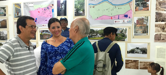 Comuna 3 de Cali lidera iniciativa que promueve la cultura ciudadana y la memoria de sus barrios