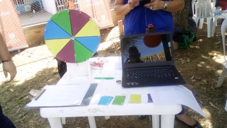 Actividad de Transparencia y Datos Abiertos en la comuna 14