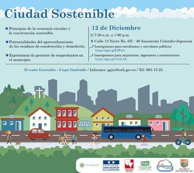 Evento Ciudad Sostenible
