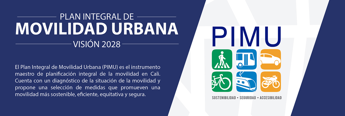 Plan Integral de Movilidad Urbana