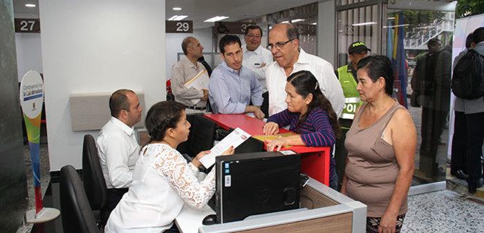 Se estrena oficina de atenci n al ciudadano con capacidad for Oficina de atencion al ciudadano