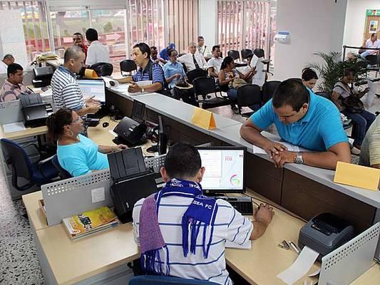 La oficina de atenci n al ciudadano el espacio de la for Oficina de atencion al ciudadano