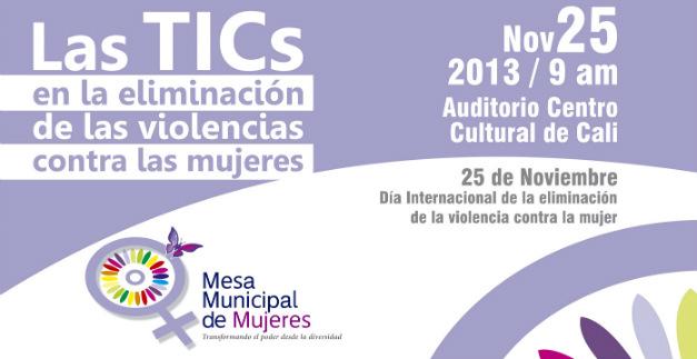 Día internacional de la eliminación de la violencia contra la mujer, este lunes