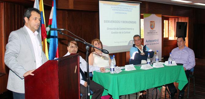720 funcionarios empoderados del autocontrol reporta la Dirección de Control Interno