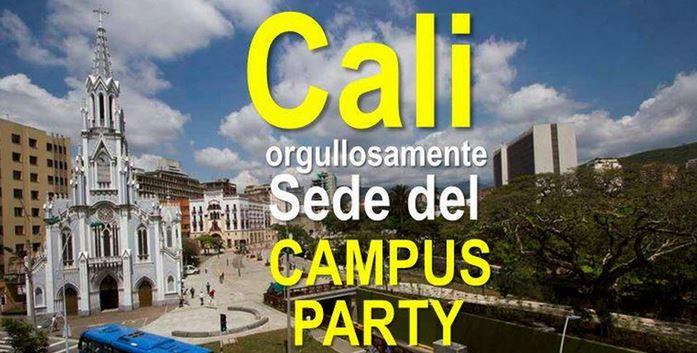 Este lunes inicia el Campus Party en el Centro de Eventos Valle del Pacífico