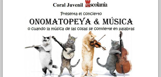 Coral Escolanía ofrecerá concierto en julio