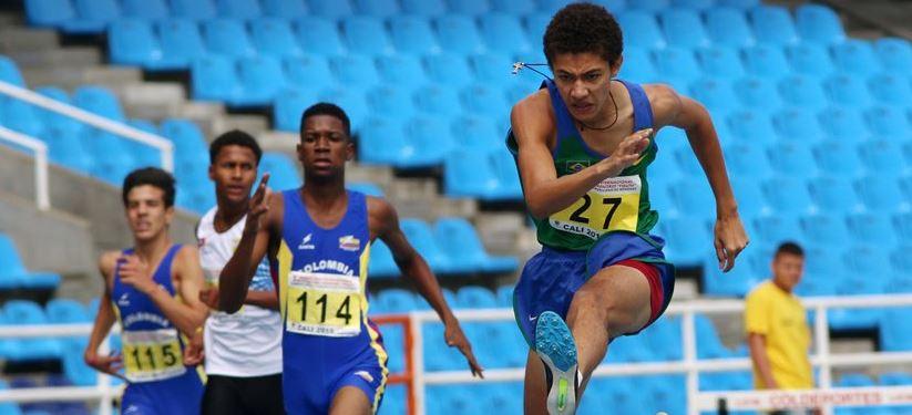 Con éxito se clausuró el Suramericano de Atletismo en Cali