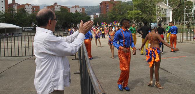 Bailarines caleños se preparan para que este sea el mejor Salsódromo de la historia de la Feria de Cali