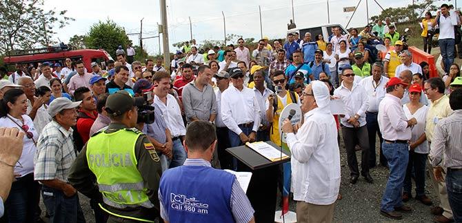 Gabinete Municipal recorrerá barrios de la comuna 13 en la primera semana de marzo