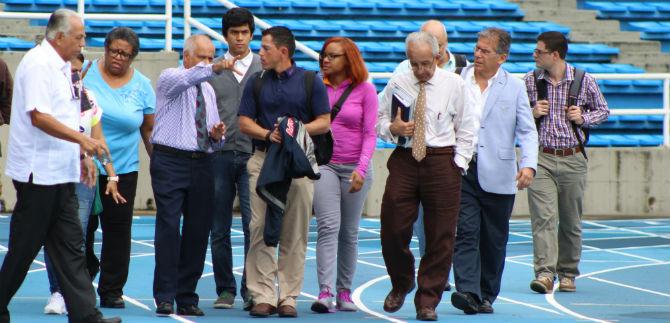 EE. UU. reconoce condiciones de Cali para Mundial de Atletismo