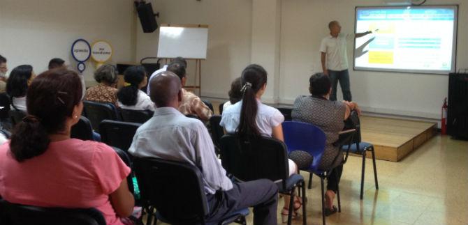 Participe en programas de la Unidad de Planificación Urbana Estadio 10
