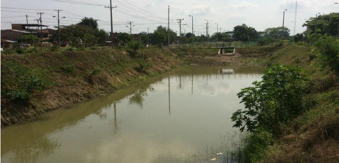 Dagma recupera el humedal Isaías Duarte Cancino, en la comuna 15
