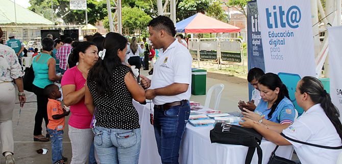 Alcaldía dio a conocer los servicios que ofrece en la comuna 15