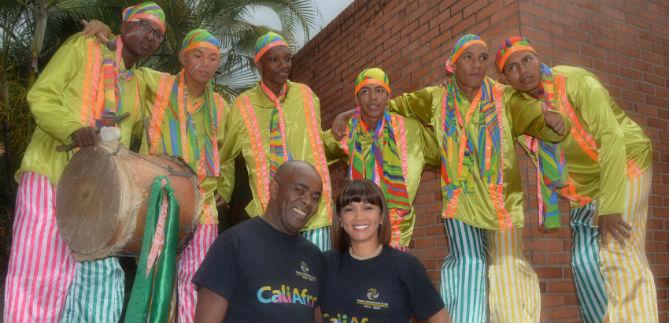 Centro Cultural de Cali se vistió de afrocolombianidad
