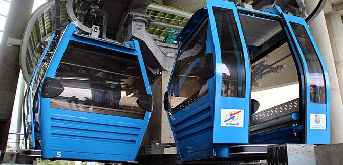 Metro Cali y Cable de Manizales firman contrato para operar el MIO Cable
