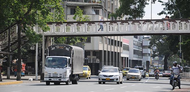 Semáforos peatonales del CAM se activan este miércoles, para seguridad de peatones