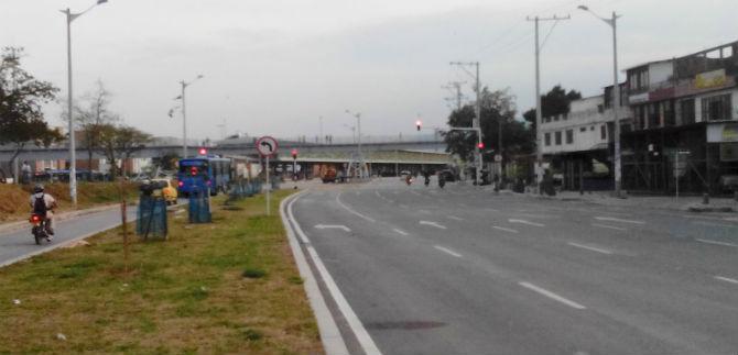 Se da al servicio interconexión vial de la Troncal de Aguablanca