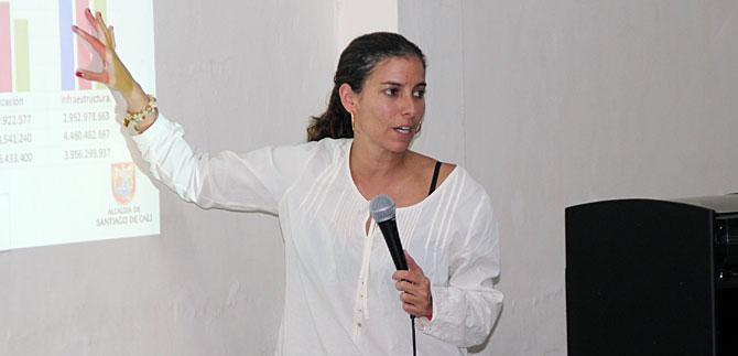 María Virginia Jordán será la nueva directora de Hacienda Municipal