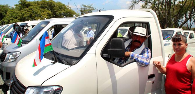 Alcaldía entregará nuevos vehículos automotores a carretilleros, este viernes