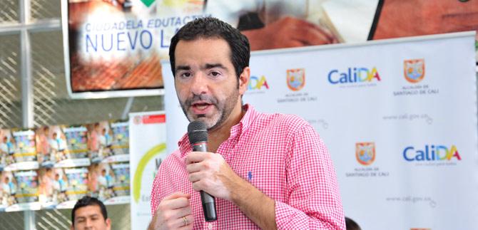 Saliente asesor de paz hizo relación de su trabajo en la gestión del Alcalde Guerrero
