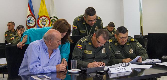 Administración avanza en la implementación del Código de Policía
